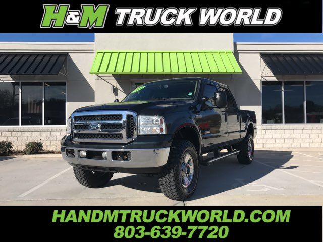 2006 Ford F350SD Lariat *BULLET-PROOFED*LEVELED*SHARP