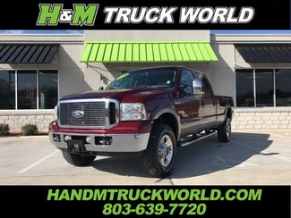 2006 Ford F350SD Lariat *BULLET-PROOFED*LOW LOW MILES in Rock Hill, SC 29730