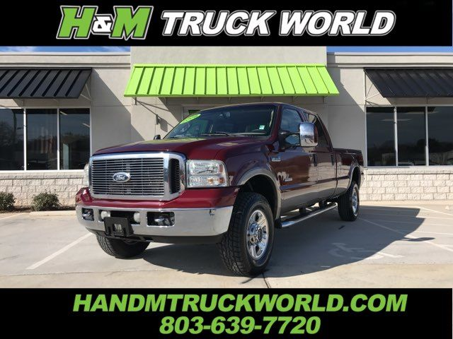 2006 Ford F350SD Lariat *BULLET-PROOFED*LOW LOW MILES