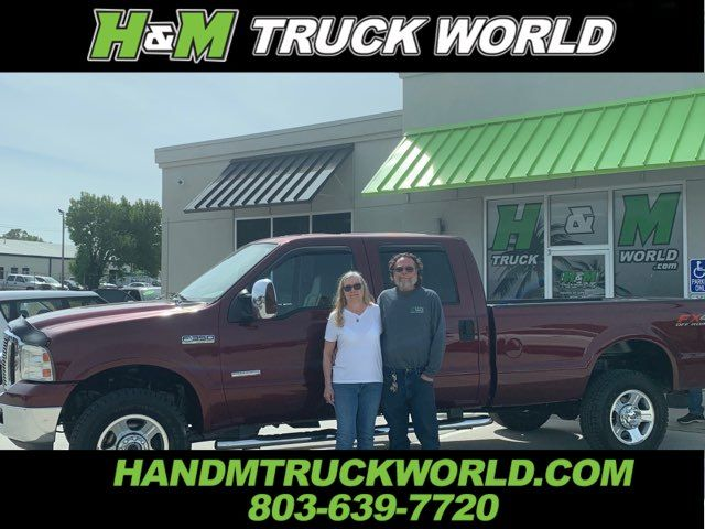2006 Ford F350SD Lariat 4X4 *BULLET-PROOFED*LONG-BED*SHARP