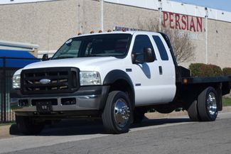2006 Ford F-450 Super Duty XL Extended Cab Diesel Fit Bed Low Miles One Owner in Dallas, Texas 75220