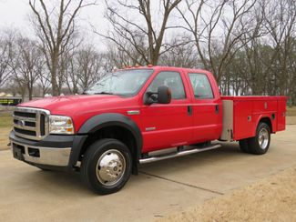 2006 Ford F450SD XLT Crew Cab Utility Bed in Marion, Arkansas 72364