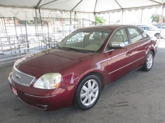 2006 Ford Five Hundred Limited Gardena, California