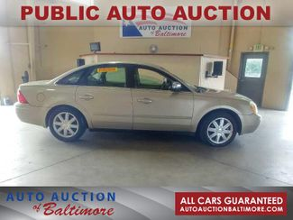 2006 Ford Five Hundred Limited   JOPPA, MD   Auto Auction of Baltimore  in Joppa MD