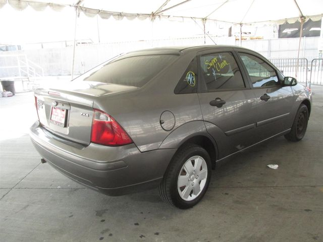 2006 Ford Focus SE Gardena, California 2