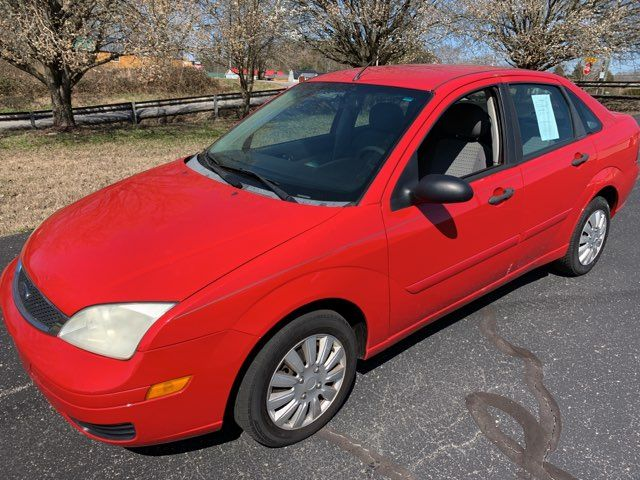 2006 Ford- 32 Mpg! Auto!! Focus-$2995 BUY HERE PAY HERE ZX4 SE-CARMARTSOUTH.COM