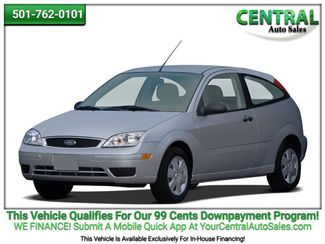 2006 Ford FOCUS/PW    Hot Springs, AR   Central Auto Sales in Hot Springs AR