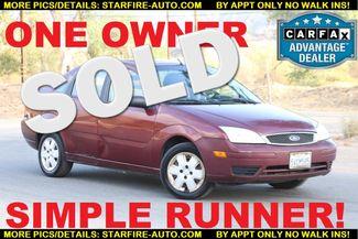 2006 Ford Focus SE Santa Clarita, CA