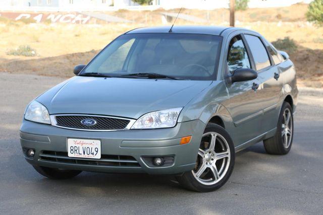 2006 Ford Focus SES Santa Clarita, CA 4