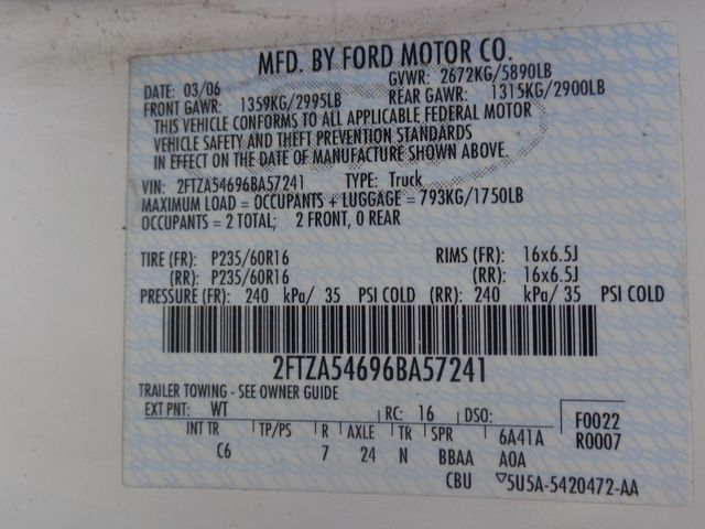 2006 Ford Freestar Cargo Van Hoosick Falls, New York 7