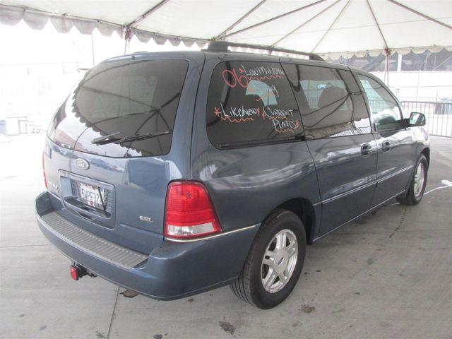 2006 Ford Freestar Wagon SEL Gardena, California 2