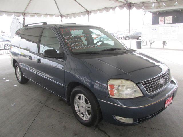 2006 Ford Freestar Wagon SEL Gardena, California 3