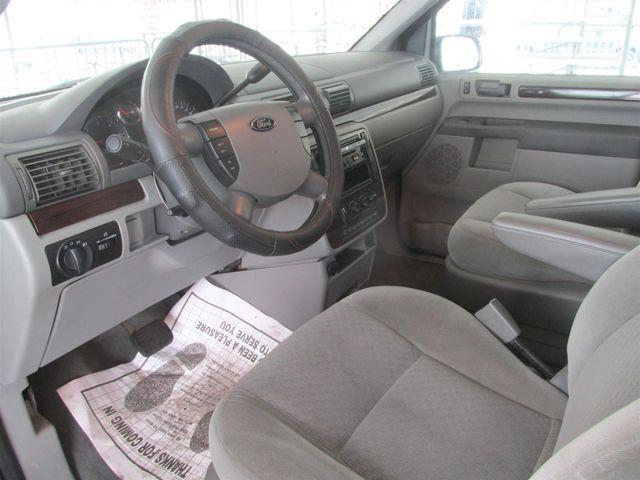 2006 Ford Freestar Wagon SEL Gardena, California 4