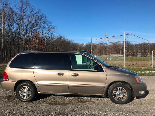 2006 Ford Freestar Wagon SEL Ravenna, Ohio 4
