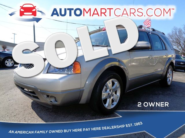2006 Ford Freestyle SEL | Nashville, Tennessee | Auto Mart Used Cars Inc. in Nashville Tennessee