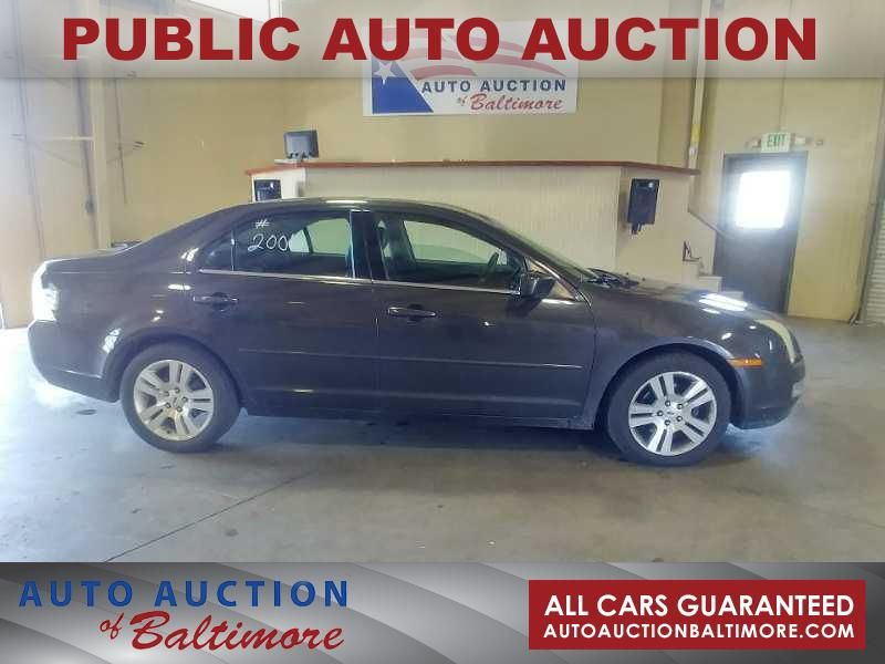 2006 Ford Fusion SEL | JOPPA, MD | Auto Auction of Baltimore  in JOPPA MD