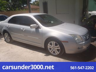 2006 Ford Fusion SEL Lake Worth , Florida