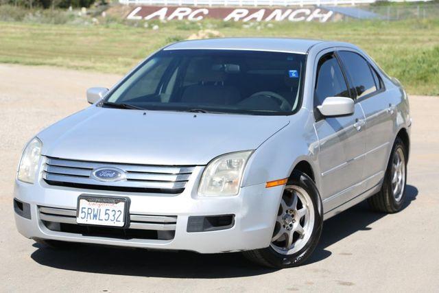 2006 Ford Fusion SE Santa Clarita, CA 4