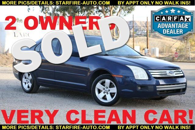 2006 Ford Fusion SE Santa Clarita, CA
