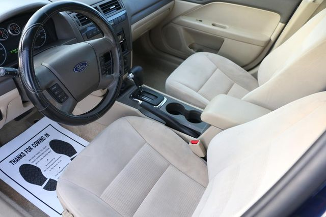 2006 Ford Fusion SE Santa Clarita, CA 8