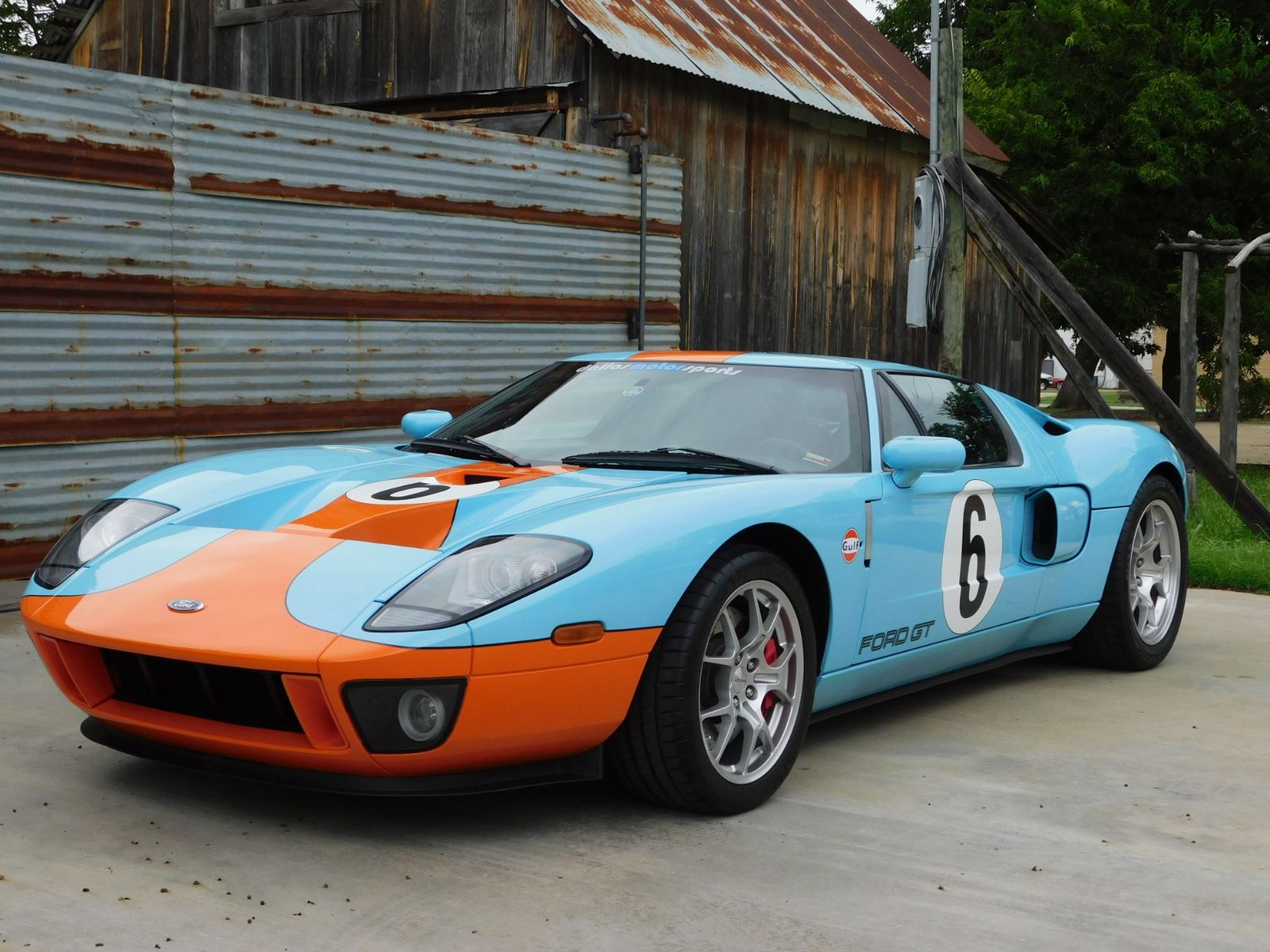 Ford Gt Heritage City Tx Dallas Motorsports In Wylie