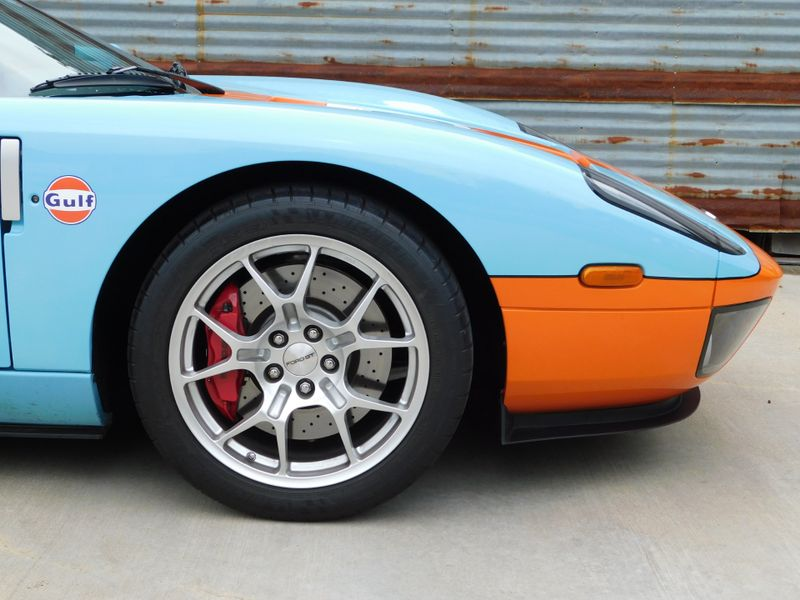 2006 Ford GT Heritage   city TX  Dallas Motorsports  in Wylie, TX