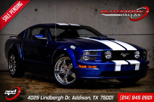 2006 Ford Mustang GT Premium TURBO in Addison, TX 75001