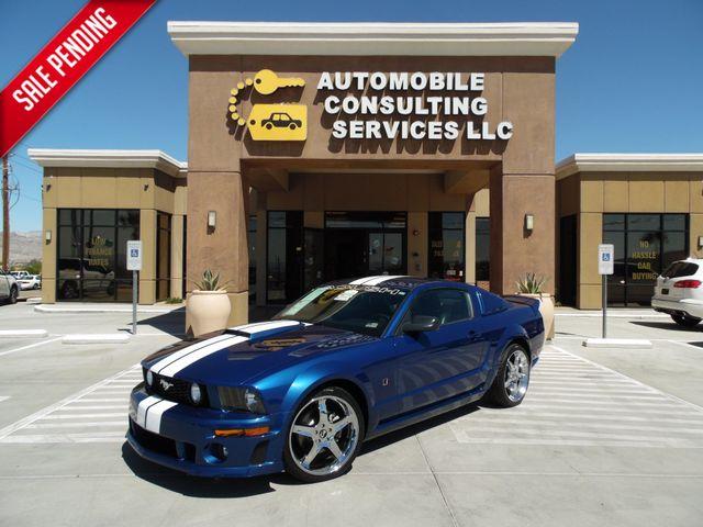 2006 Ford Mustang GT ROUSH Premium in Bullhead City, AZ 86442-6452