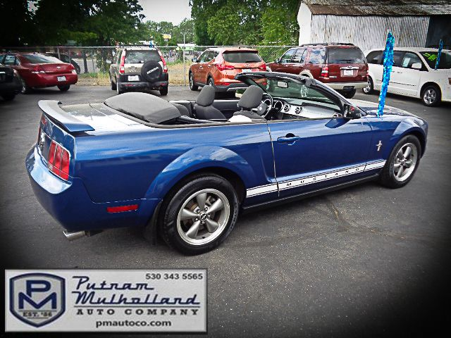 2006 Ford Mustang Deluxe Chico, CA