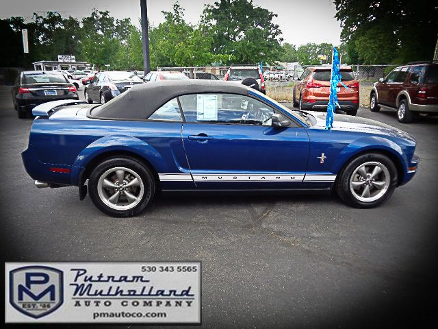 2006 Ford Mustang Deluxe Chico, CA 5