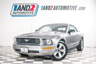 2006 Ford Mustang V6 Standard Convertible in Dallas TX