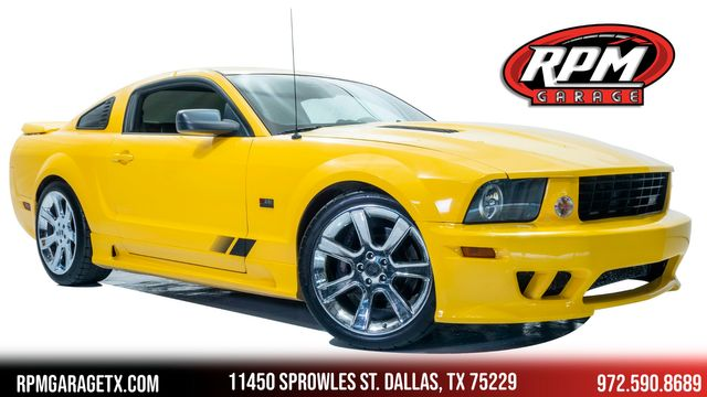 2006 Ford Mustang Saleen S281 Supercharged in Dallas, TX 75229