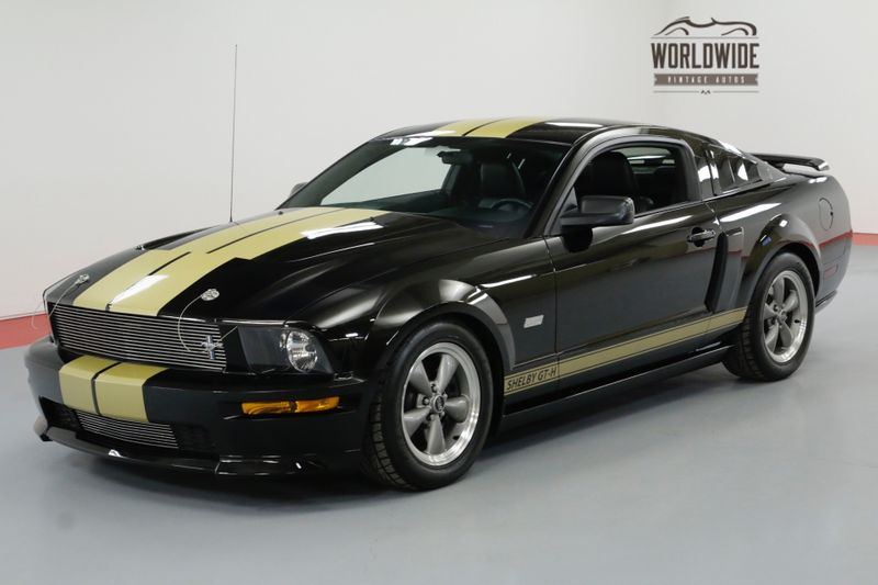 2006 Ford MUSTANG 40TH ANNIVERSARY SHELBY HERTZ GT-H   Denver, CO   Worldwide Vintage Autos