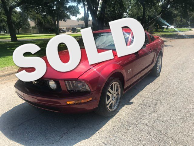 2006 Ford Mustang GT Deluxe | Ft. Worth, TX | Auto World Sales LLC in Fort Worth TX