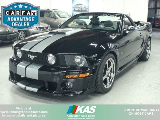 2006 Ford Mustang GT Roush Stage3