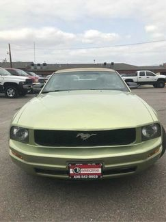2006 Ford Mustang Convertible 2D  city Montana  Montana Motor Mall  in , Montana