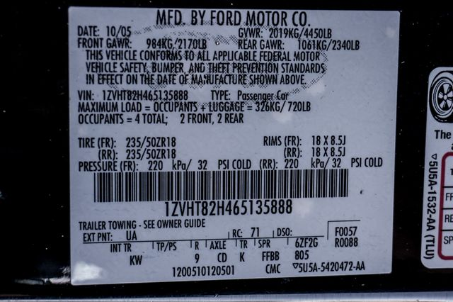 2006 Ford Mustang GT Premium Reseda, CA 30