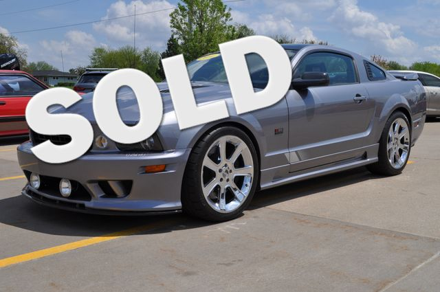 2006 Ford Mustang Saleen S281 Extreme Bettendorf, Iowa