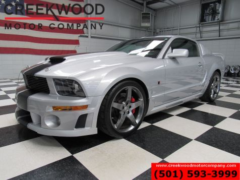 2006 Ford Mustang Roush Stage 2 Super Charged Lthr Nav Extras Clean in Searcy, AR