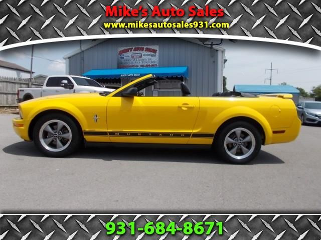 2006 Ford Mustang Premium Shelbyville, TN