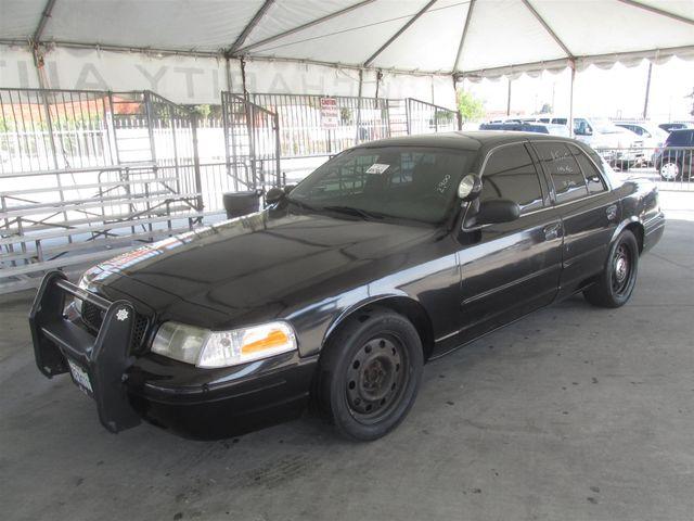 2006 Ford Police Interceptor Pursuit Gardena, California