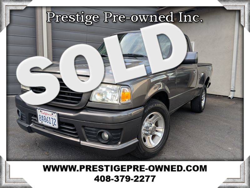 2006 Ford RANGER STX ((**5-SPEED MANUAL//LOW 31K MLS**))  in Campbell CA