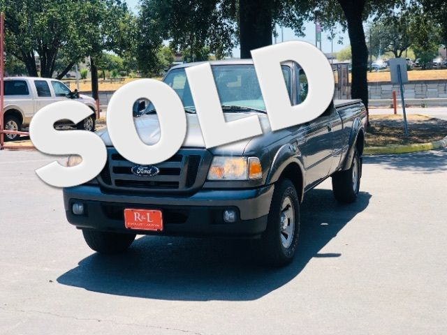 2006 Ford Ranger Sport in San Antonio, TX 78233