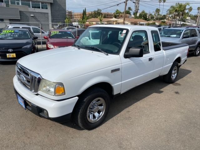 2006 Ford Ranger XLT 4 DOOR EXTENDED CAB 1 OWNER, CLEAN TITLE, NO ACCIDENTS,W/ 94,000 MILES