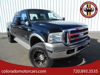 2006 Ford Super Duty F-250 KING RANCH in Englewood, CO 80110