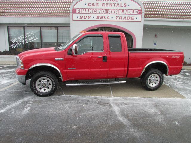 2006 Ford Super Duty F-250 XLT 4WD