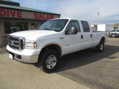 2006 Ford Super Duty F-250 XLT in Glendive, MT