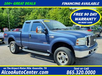 "2006 Ford Super Duty F-250 Lariat 4WD 6.0L V8 TDSL FX4 w/Leather/18"" Alloys in Louisville, TN 37777"