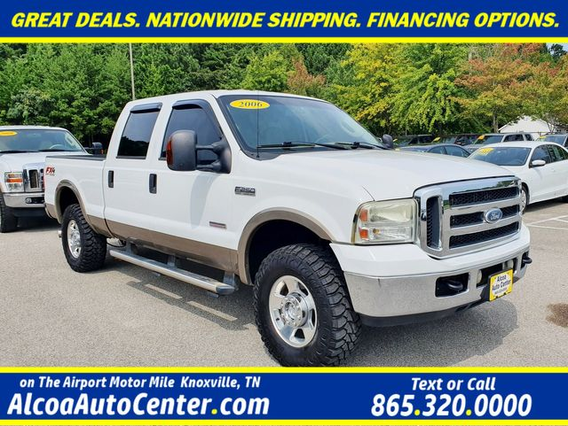 2006 Ford Super Duty F-250 Lariat 4WD 6.0L V8 TDSL FX4 in Louisville, TN 37777