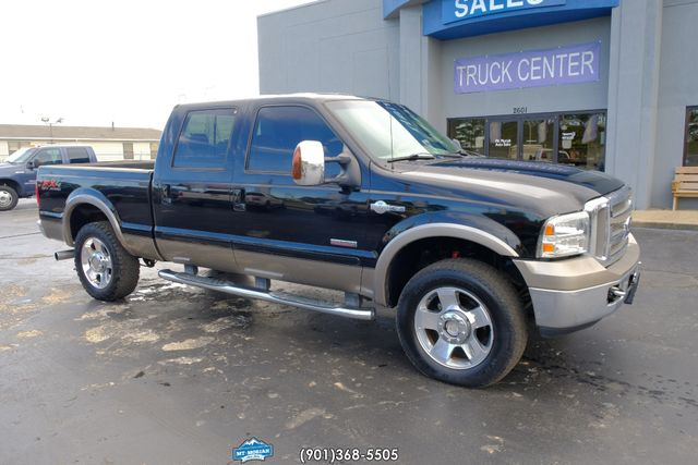 2006 Ford Super Duty F-250 King Ranch BULLETPROOF DIESEL in Memphis, Tennessee 38115